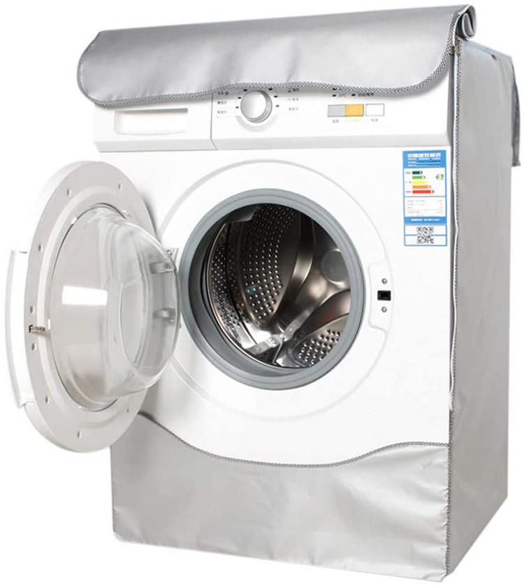 FREAHAP R Housse Machine à Laver Imperméable Couverture Couvercle de Protection en Tissu de Parapluie Antipoussière