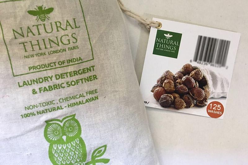 Ntural Things - ECO Friendly Bio Naturel détergent – Savon à Linge - 125 lavages