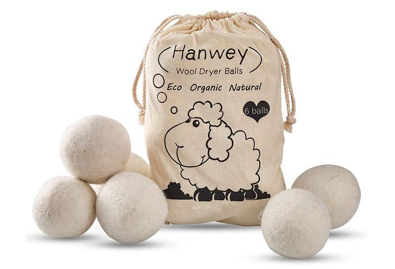 Hanwey 6 XL Sèche-linge Balles balles de séchage de Laine de Mouton