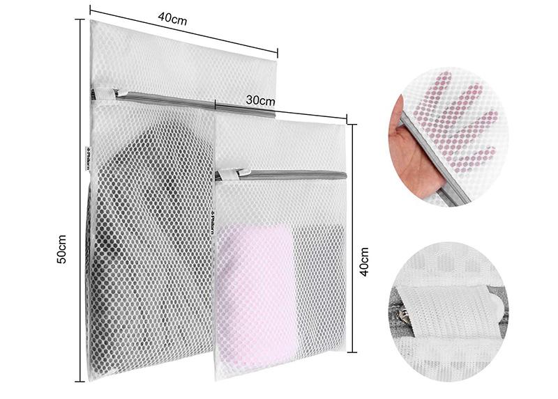 Test PHILORN Sacs à Linge Balles 6 Boules de Séchage de Laine 100% Organiques