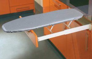 Test - Gedotec Planche à Repasser Murale Compacte et Pliable